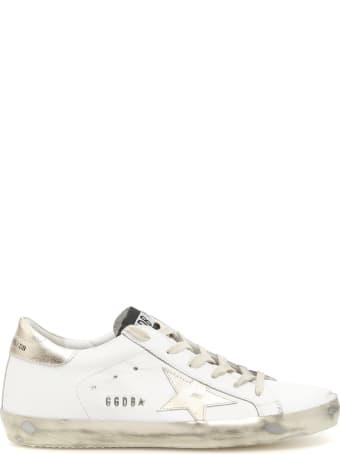 Golden Goose Sparkle Superstar Sneakers