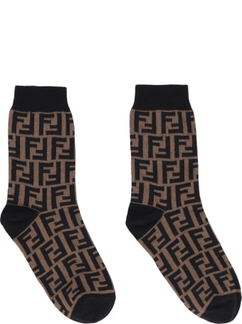 Fendi Cotton Socks