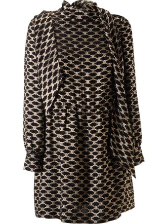 Celine Tie Detail Dress