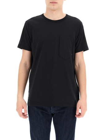 Stone Island Shadow Project Cxado Print T-shirt