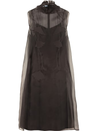 Prada Silk Organza Dress