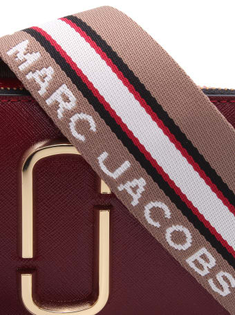 Marc Jacobs Snapshot Leather Shoulder Bag