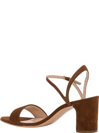 Casadei Suede Sandals