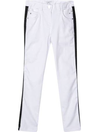 Givenchy Kids Straight Cut Trousers