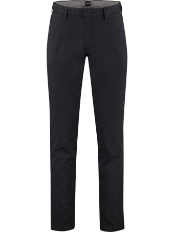 Hugo Boss Stretch Cotton Chino Trousers