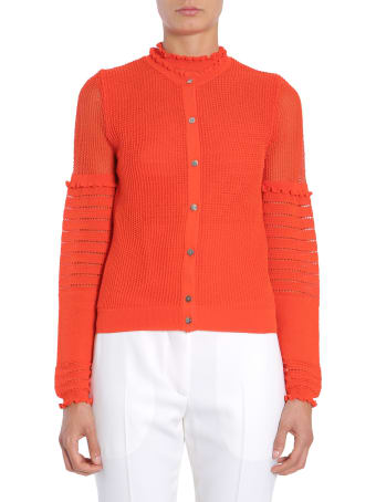 Carven Round Neck Cardigan
