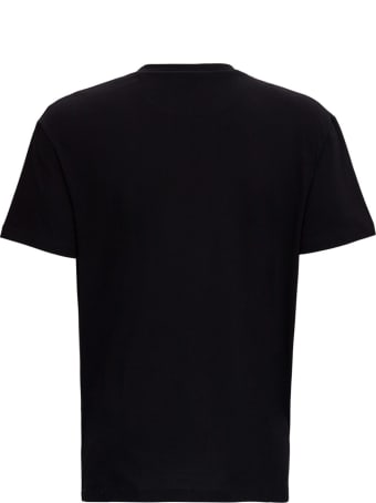 Valentino Cotton Jersey T-shirt With Logo