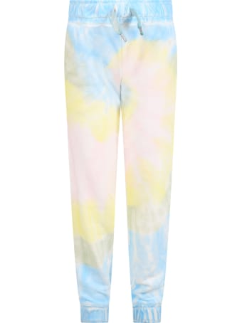 Family First Milano Tie-dye Sweatpants For Kids