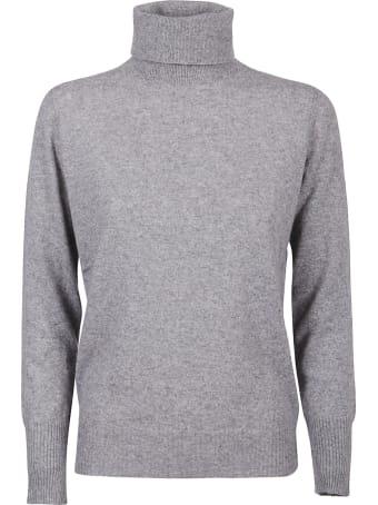 Zanone Turtleneck Plain Sweater