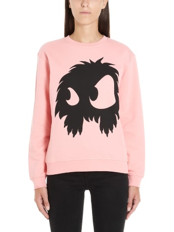 McQ Alexander McQueen 'swallow Monster' Sweatshirt