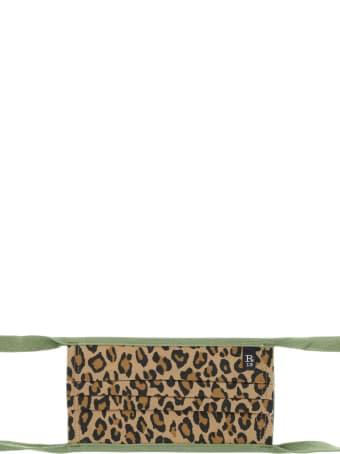 R13 Leopard Print Mask