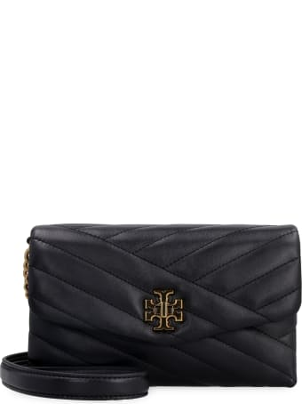 Tory Burch Kira Quilted Leather Clutch