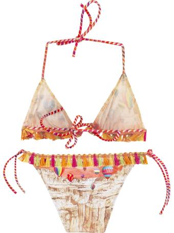 Pin-Up Stars Bikini Girl With Tassels