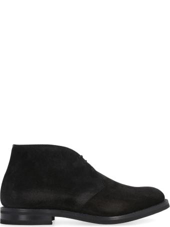 Church's Rider 3 Lw Suede Desert-boots