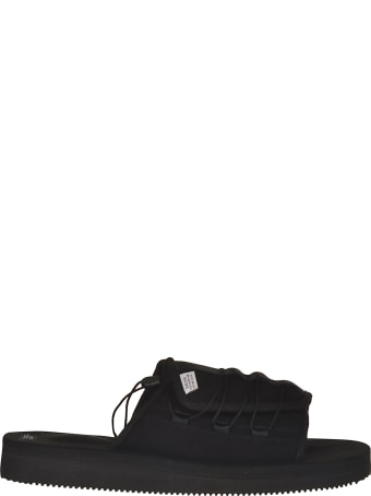 SUICOKE Drawstring Detail Sandals