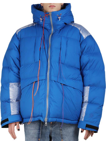 Peak Performance X Ben Gorham Blue Puffer