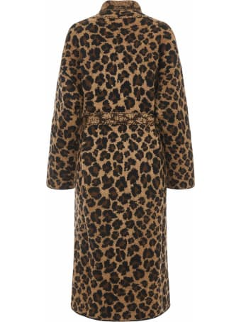 Alanui Leopard Coat