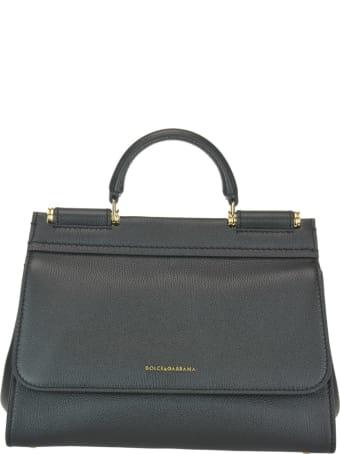 Dolce & Gabbana Small Soft Sicily Bag