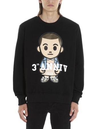 ih nom uh nit 'eleven' Sweatshirt