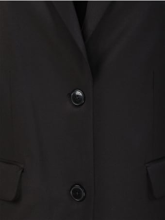 Closed Two button black jacket