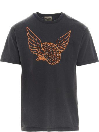 Gallery Dept. 'flying Brain Tee' T-shirt