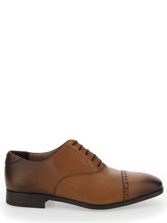 Salvatore Ferragamo Boston Lace Up Shoes