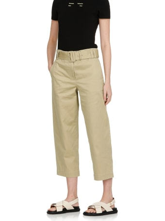 Proenza Schouler White Label Trousers With Belt