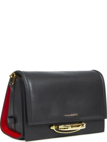 Alexander McQueen The Story Shoulder Bag