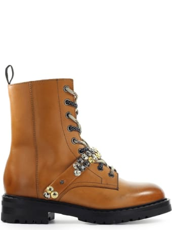 Barracuda Camel Combat Boot