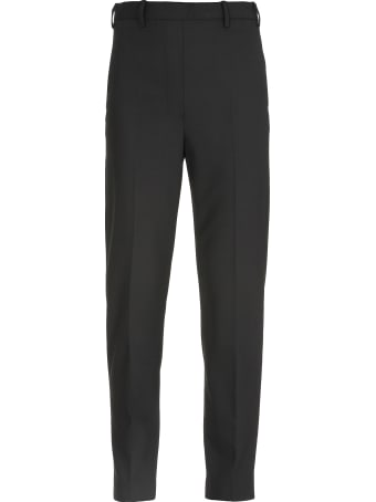 Neil Barrett Blend Wool Trousers
