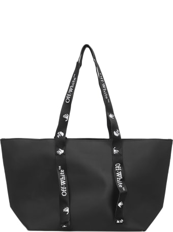 Off-White Off- White Commercial Small Tote Bag