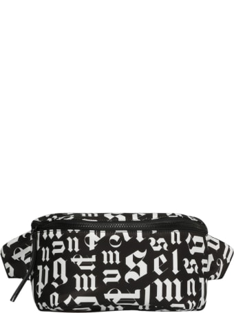 Palm Angels Gothic Logo Belt Bag