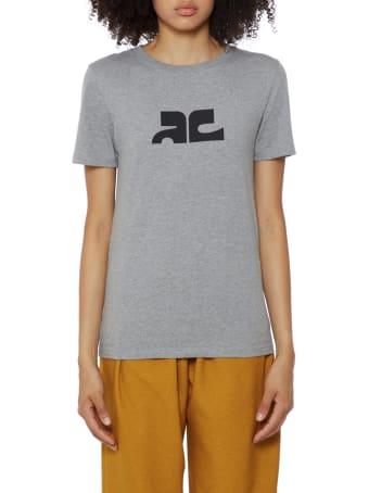 Courrèges T-shirt Long Sleeve