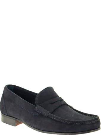 Berwick 1707 Suede Loafer