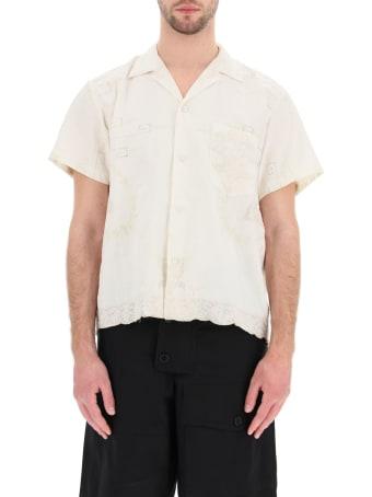 Bode Cutwork Short-sleeved T-shirt