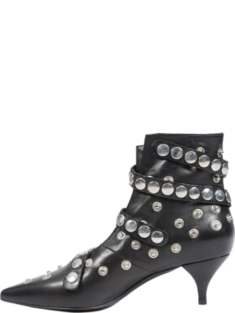 Alchimia Studded Ankle Boots