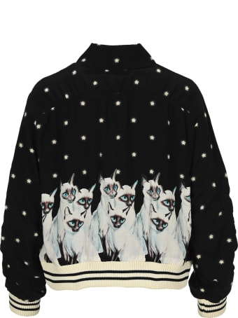 Undercover Jun Takahashi Undercover Painted Cats Jacket