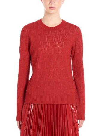 Fendi 'ff' Sweater