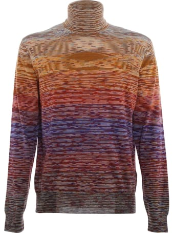 Missoni Turtle Neck