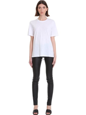 Neil Barrett T-shirt In White Cotton