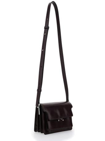 Marni Mini Soft Trunk Shoulder Bag