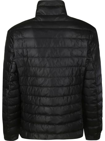 Dolce & Gabbana Logo Patch Down Jacket