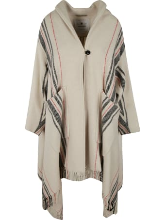 Woolrich Blanket Coat