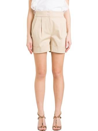 Alberta Ferretti Water Resistant Bermuda Shorts