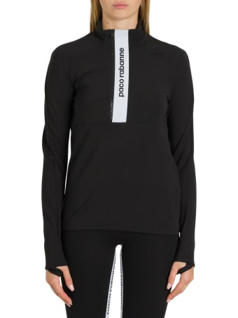 Paco Rabanne Logo Taping Active Top