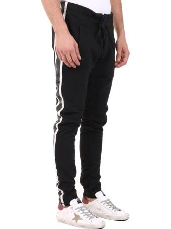 Greg Lauren Stripe Track Pants