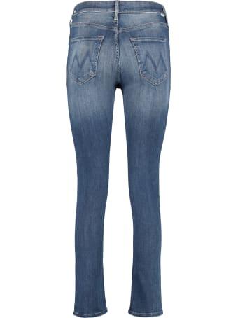 Mother Dazzler Slim Fit Jeans