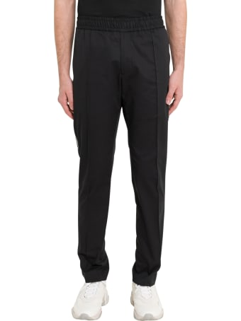Versace Relaxed Fit Track Pants