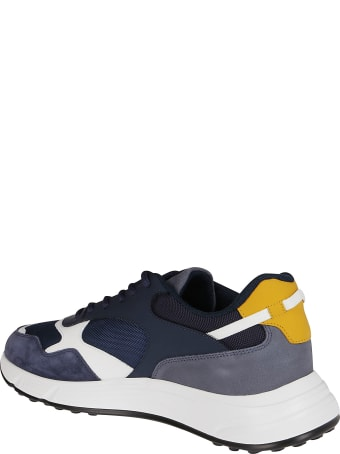 Hogan Multicolor Leather Hyperlight Sneakers