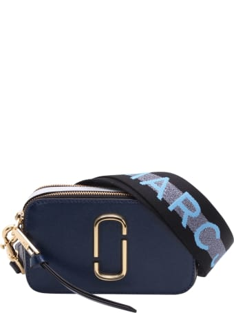 Marc Jacobs 'snapshot' Leather Shoulder Bag